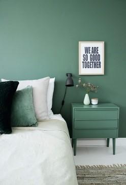 Dormitório - Verde escuro