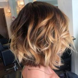 Short Dark Brown Hair 25 best highlights for short hair ideas on pinterest short hair in 720 X 720 pixels - Hairstyles For Girls